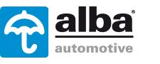 Alba Automotive Danmark Logo