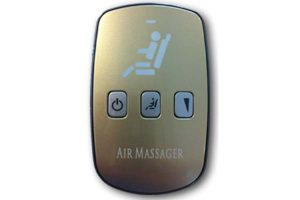 Alba pneumatisch massagesysteem afstandsbediening