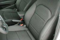 Audi A1 Alba eco-leather zwart Voorstoelen