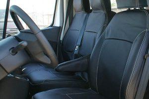 Opel Vivaro protective vehicle seat cover Alba Automotive 01