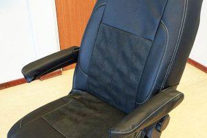 Volkswagen Transporter protective vehicle seat cover Alba Automotive 01