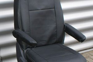 Volkswagen Transporter protective vehicle seat cover Alba Automotive 06